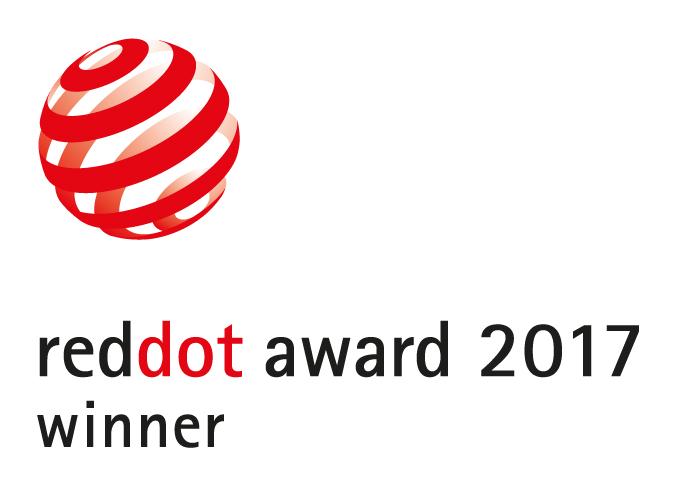 pon media won Red Dot Product Design Award 2017